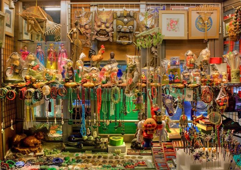 днях сувениры из южной кореи фото современной